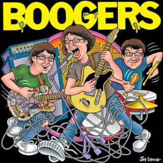 BOOGERS - Award Winning Rock and Roll for Kids - Music